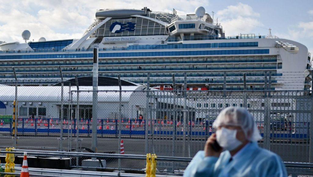 Cruise ships order 100 days