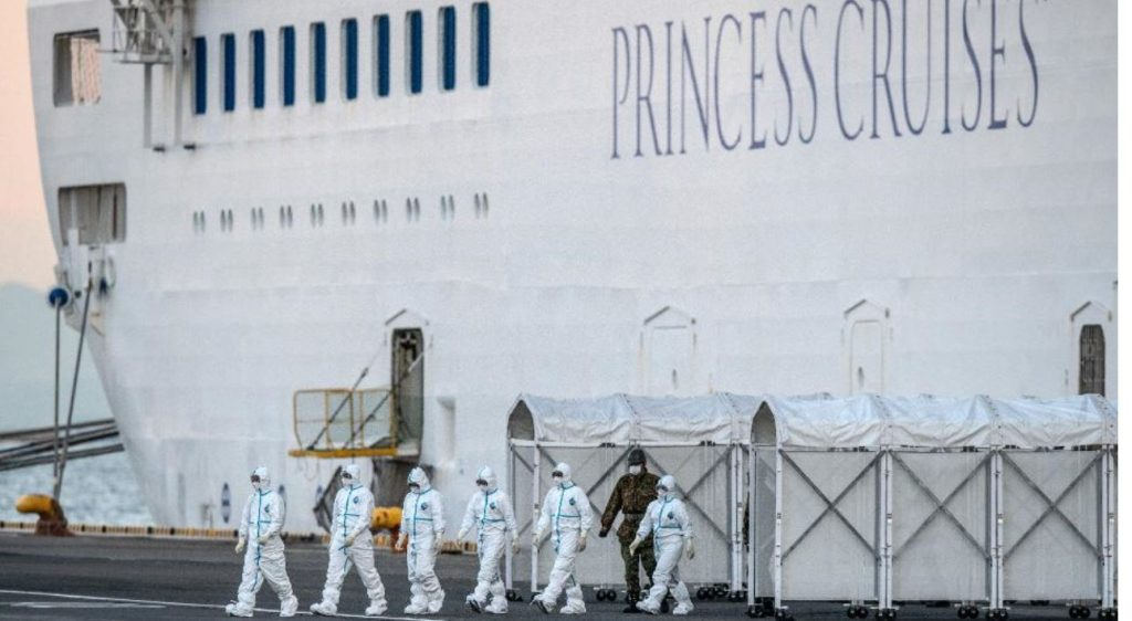 90,000 Cruise Workers Stuck On Ships Some Without Pay