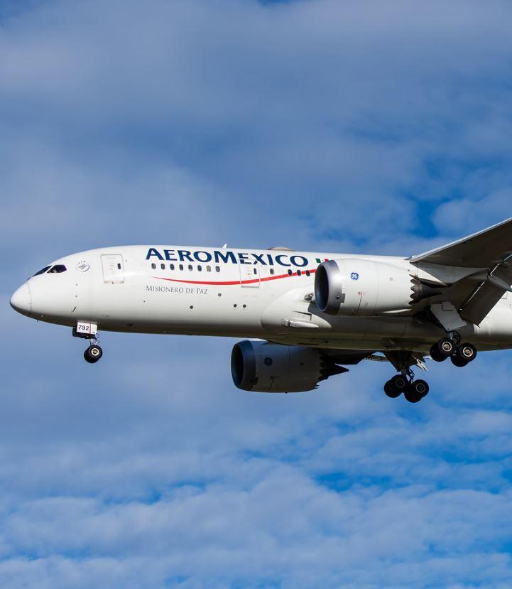 Aeromexico flight