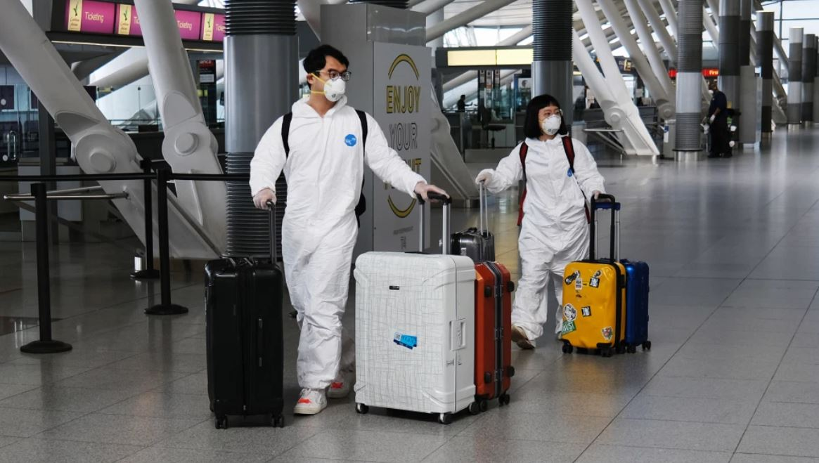 Americans ready to travel once lockdown lifted