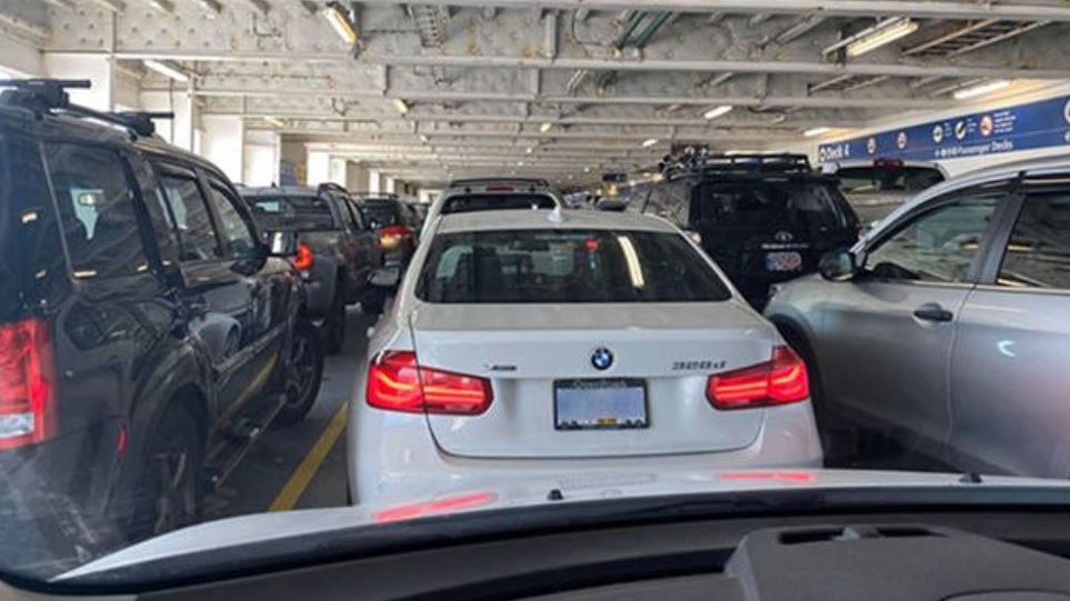 British Columbia Ferries and Highways Still Packed Despite Calls To Stay Home