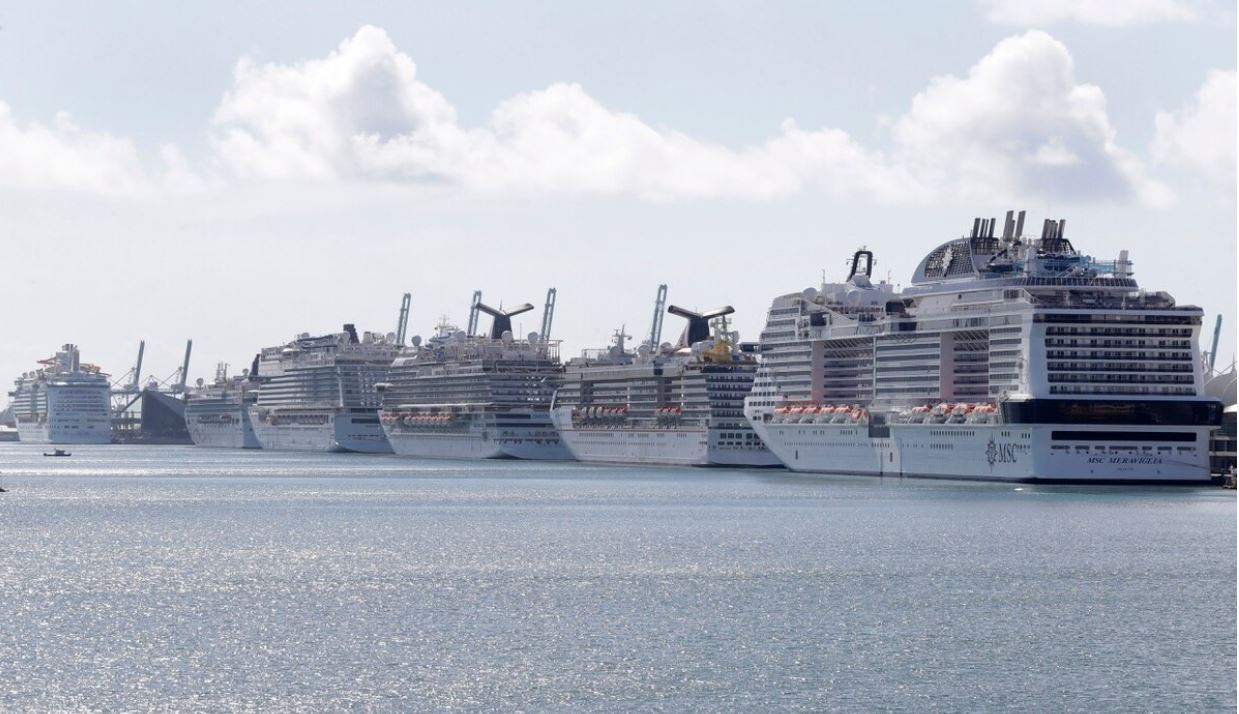 Cruise Ships WIth Sick People On Board Must Stay At Sea Indefinitely