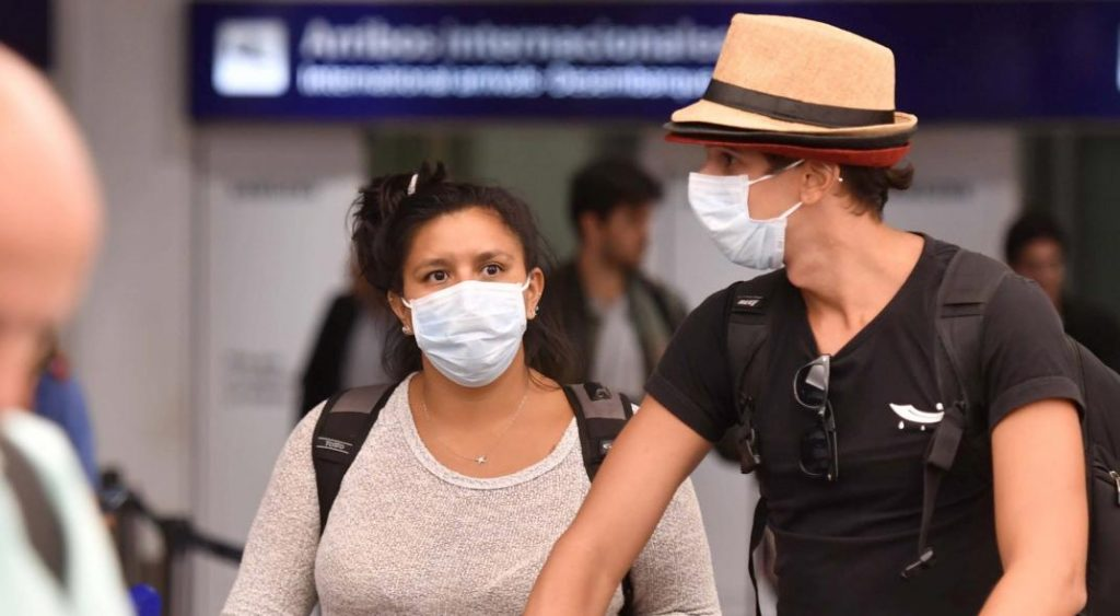 travel masks