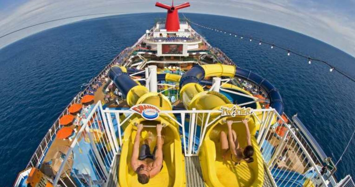 carnival cruise bookings august