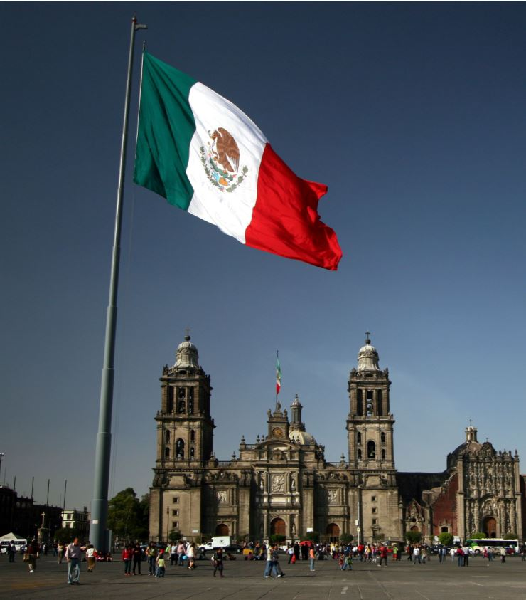 mexico asks foreigners to leave
