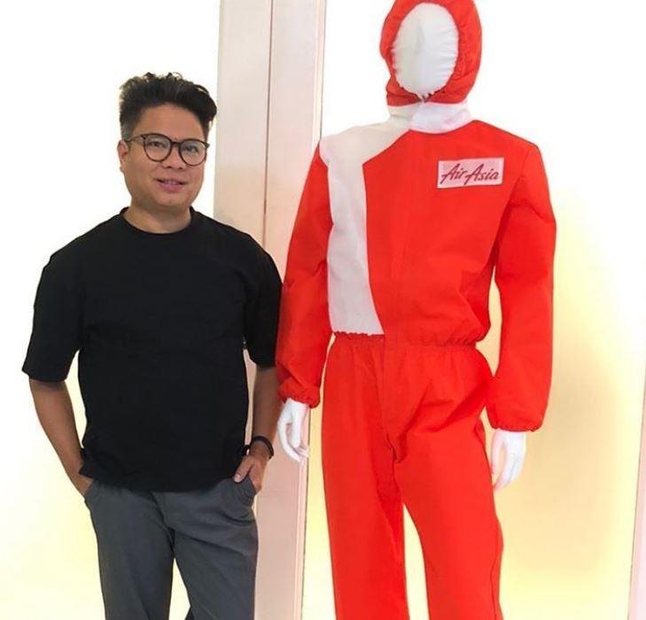 new airasia uniform