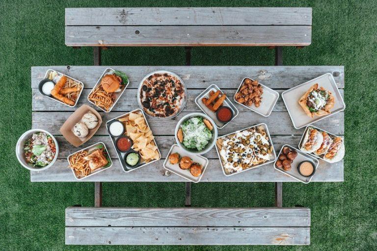 do a family picnic on a staycation