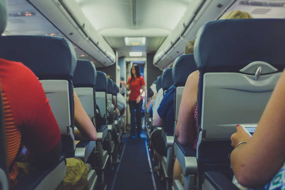 tips to fly safe coronavirus