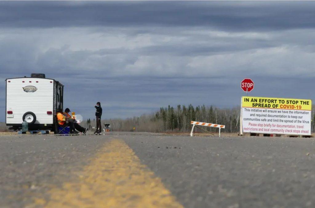 sask checkpoint