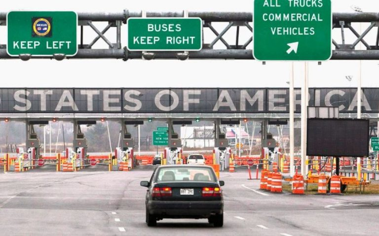 United States And Canada Border To Remain Closed To Non-Essential Travel