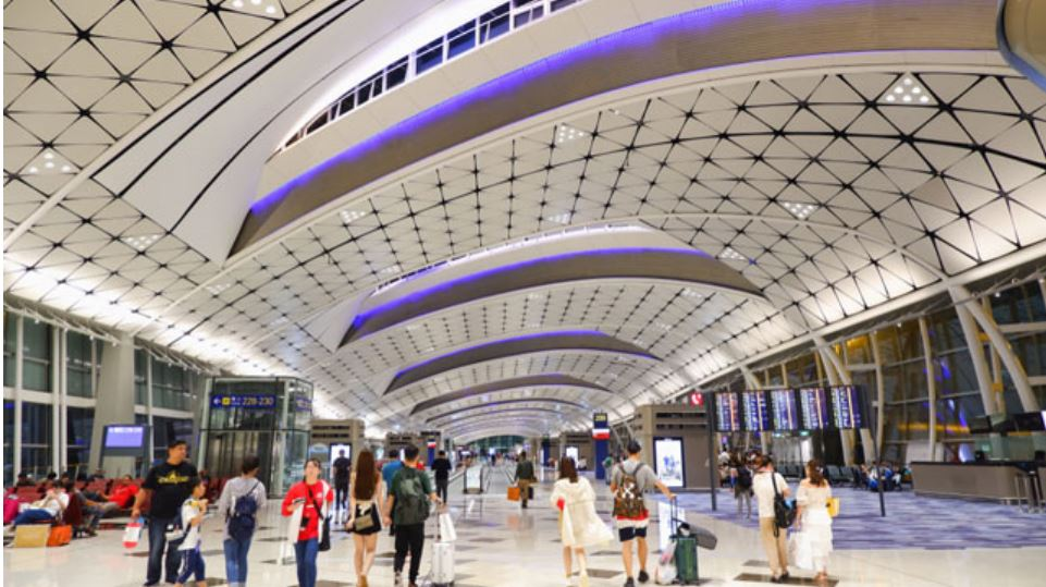 Hong Kong International Airport Reopening June 1st