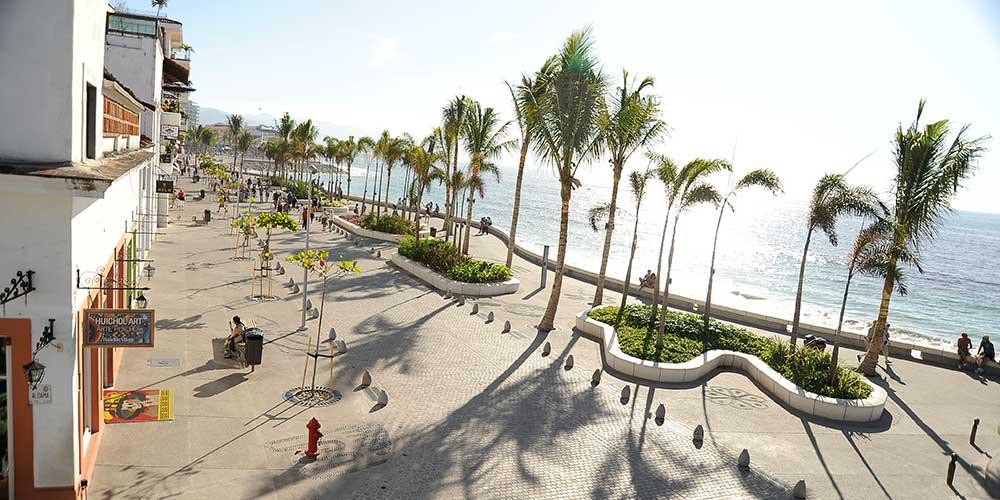 Puerto Vallarta Reopening Malecon Restaurants