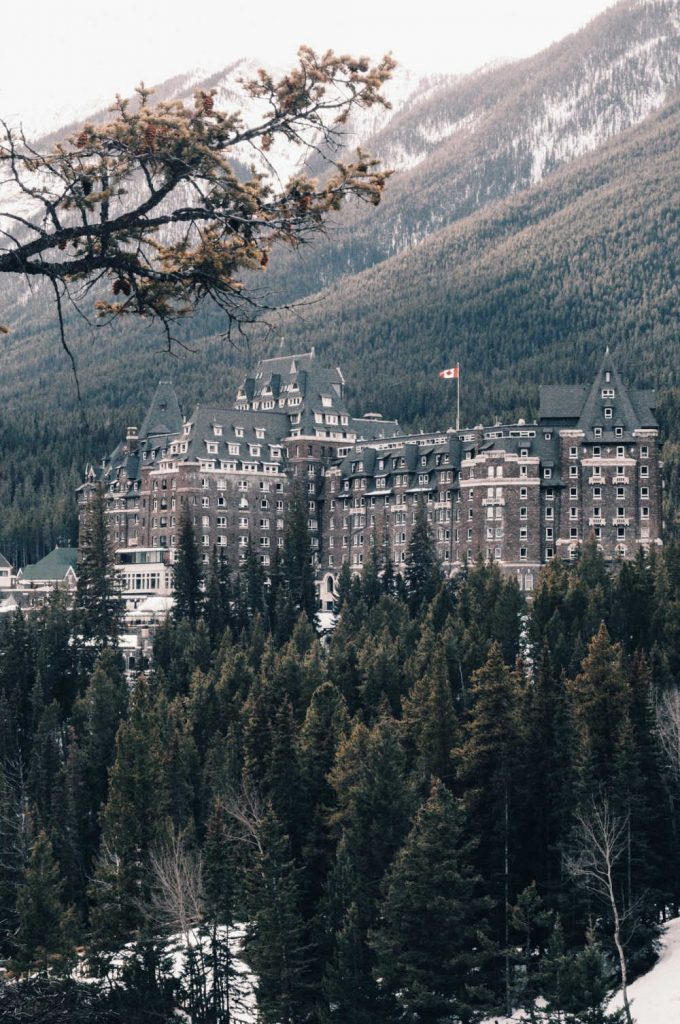banff reopens to tourism