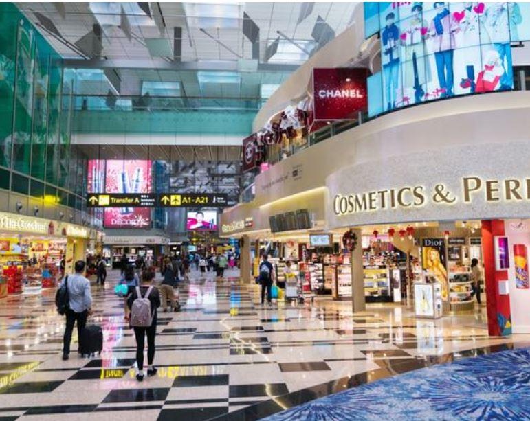hong kong airport shops