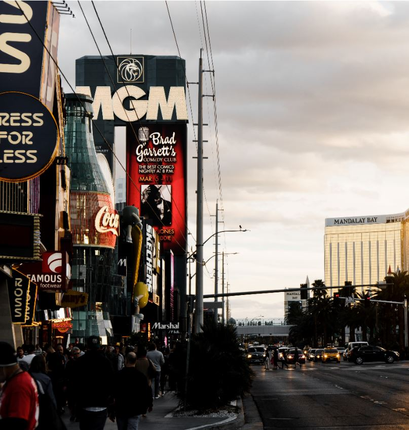 Mgm Grand 7 point plan