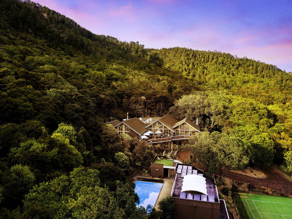 new zeland moutain hotels