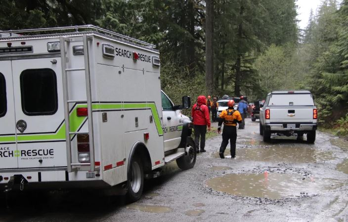 off road accident in bc