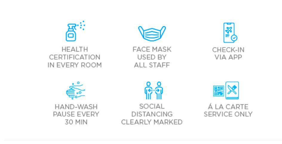 preventative sanitation measures