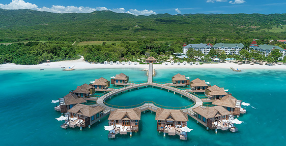 Sandals in Jamaica is reopening