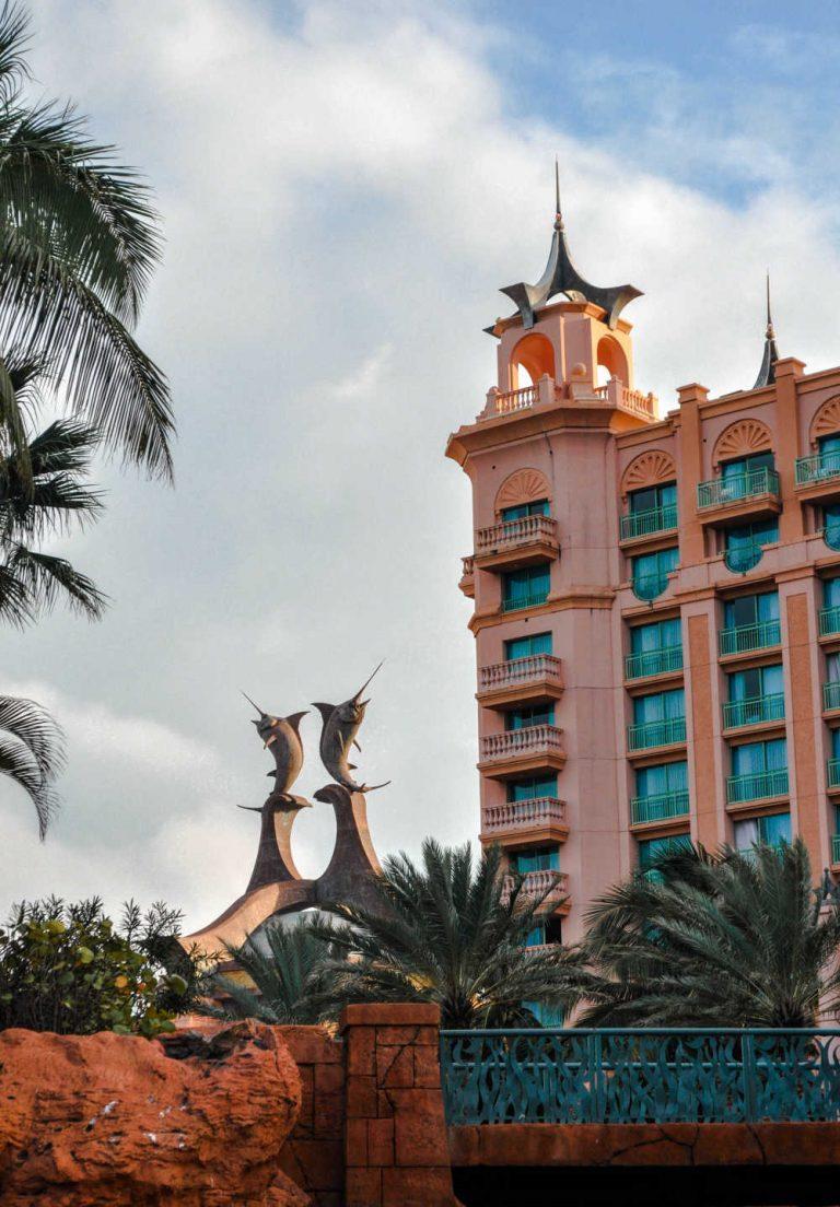 Bahamas resort