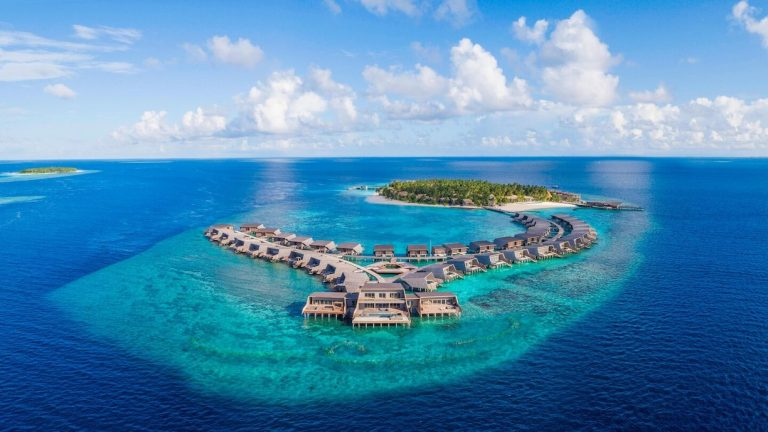 st regis in maldives one of the most expensive hotels in the world