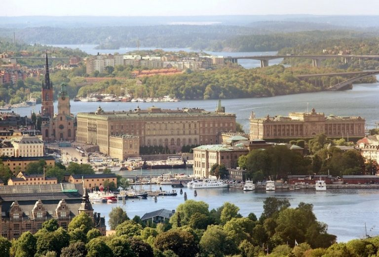 sweden is open to tourists