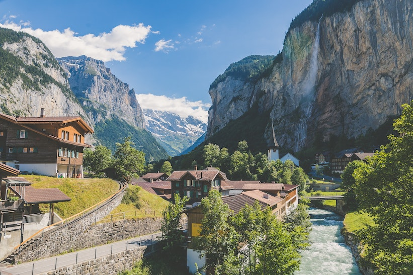 Switzerland Reopening To Tourists From These Countries June 15