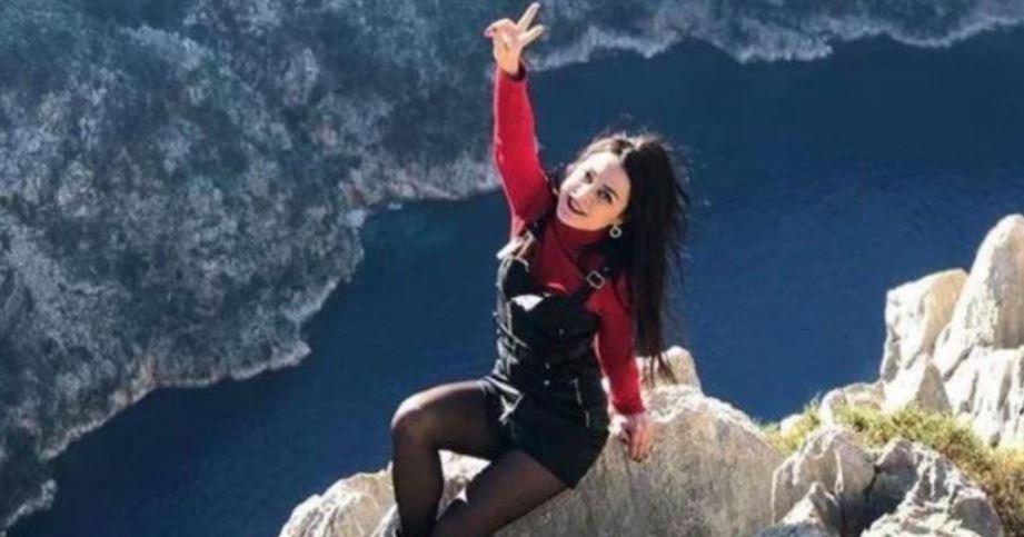 womans falls off cliff coronavirus lockdown