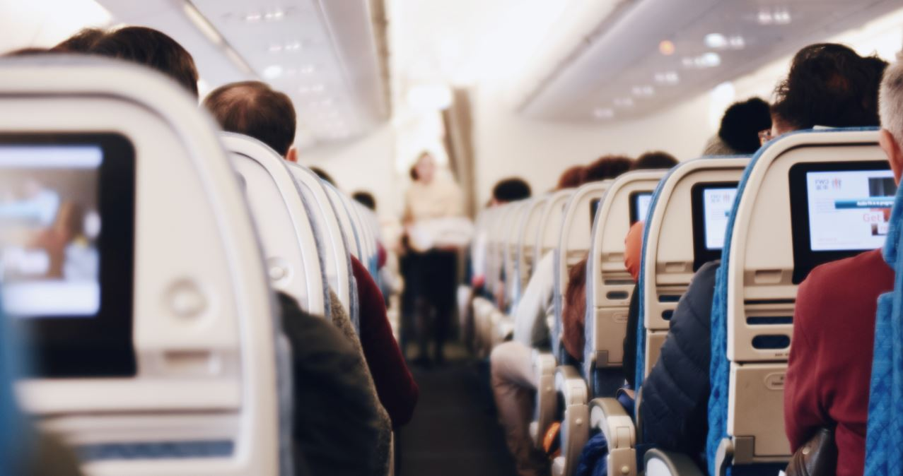 Most Major Airlines Will Fill Middle Seats By July 1st
