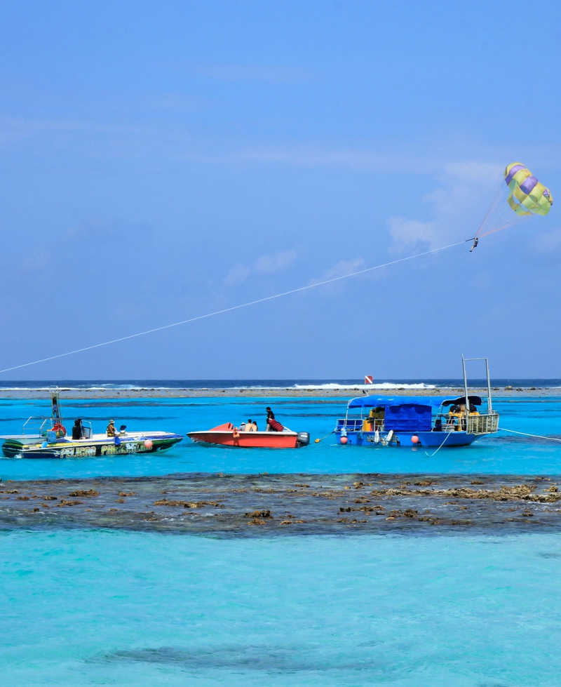 boats in guam
