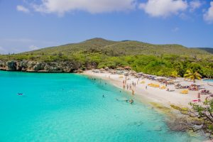 beaches are reopen in curacao