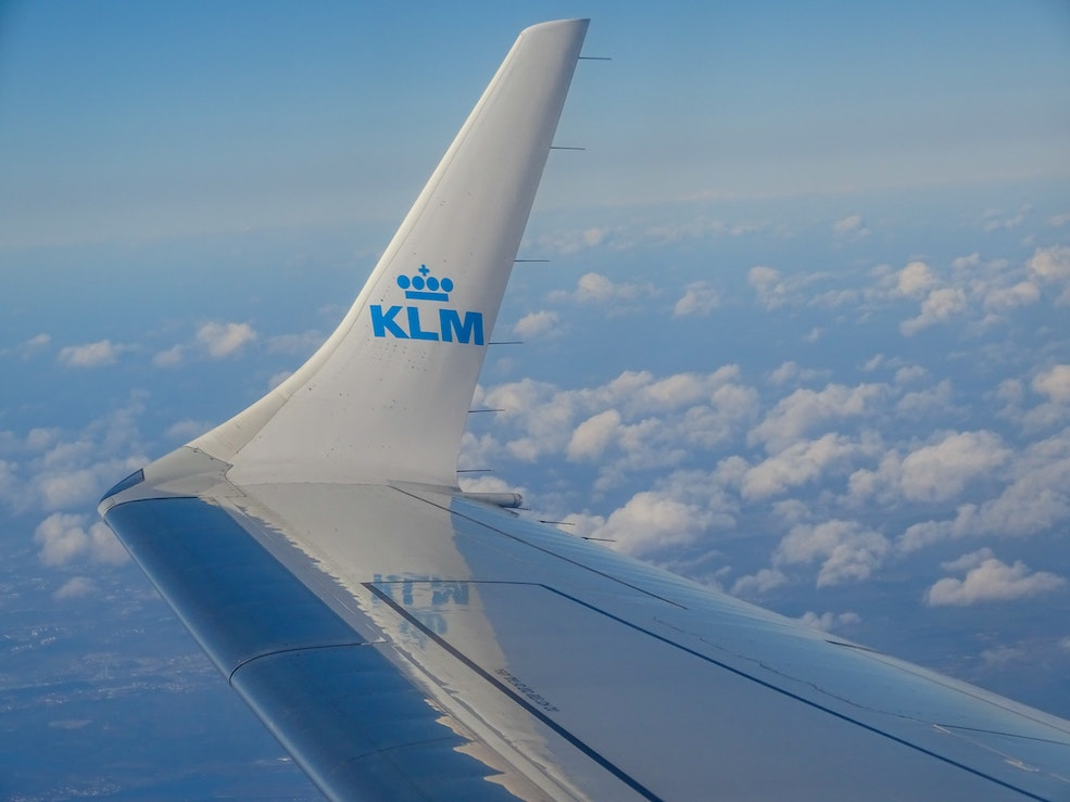 Flights to Curaçao with klm