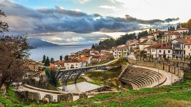 ohrid macedonia reopen