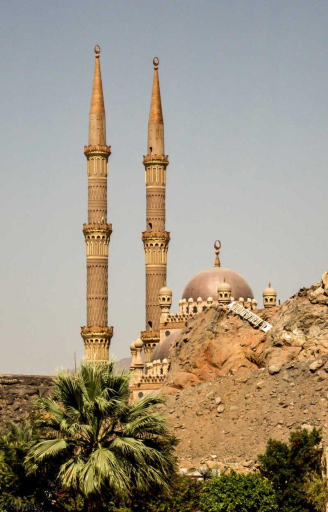 temple in Sharm el Sheikh Egypt