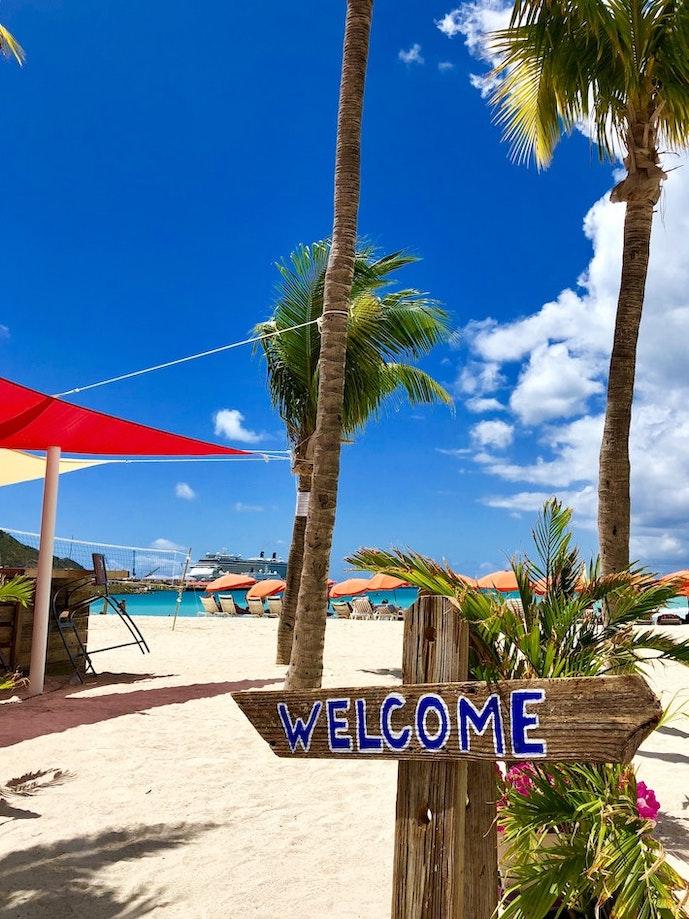 Tourism is reopen in st maarten
