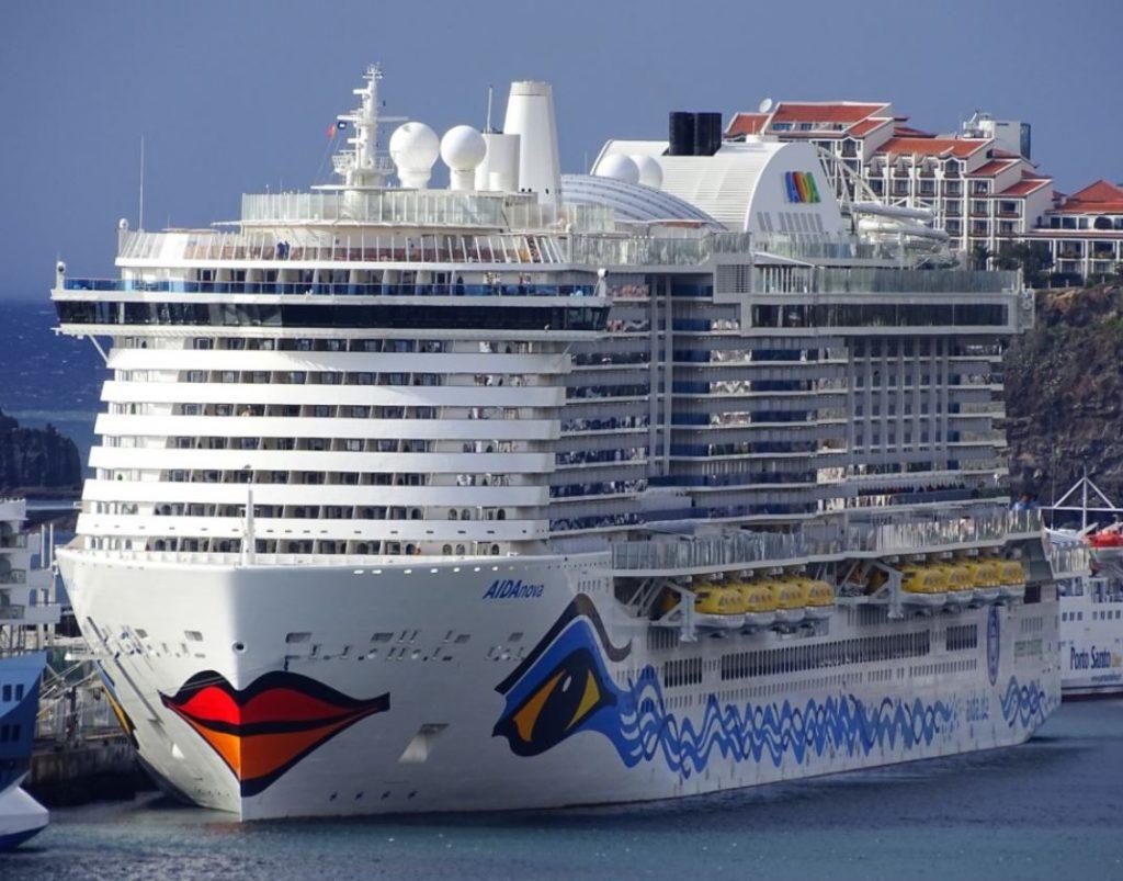 AIDA NOVA crusie ship