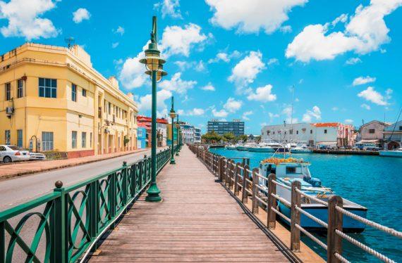 Barbados Welcome Stamp visa