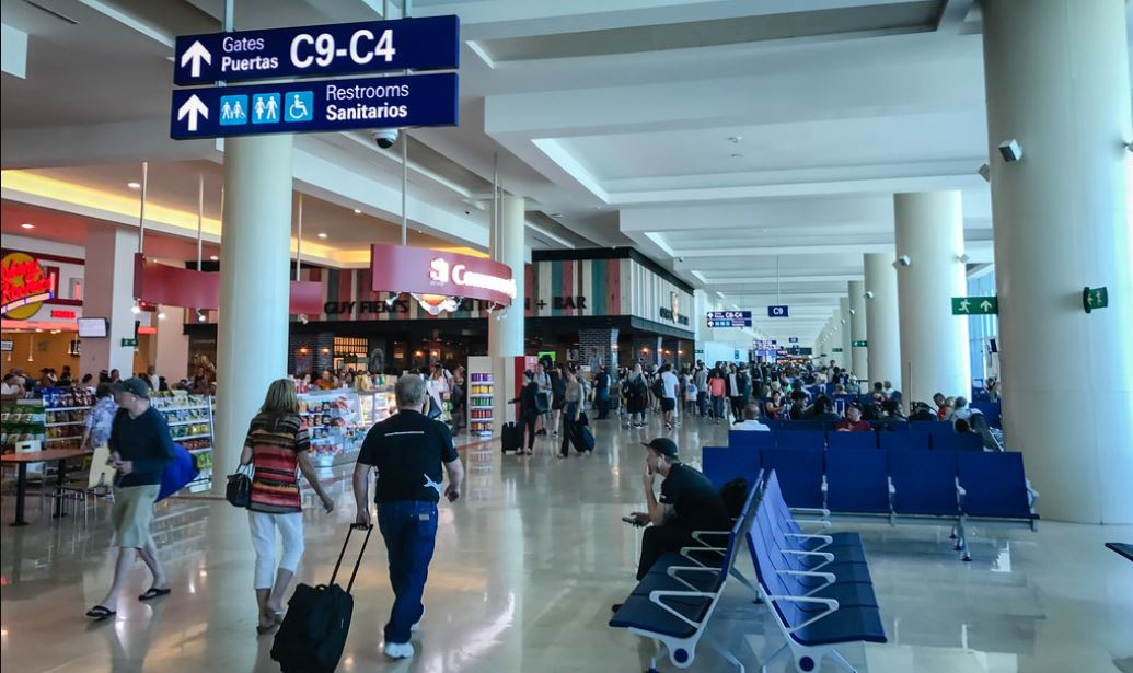 Cancun Airport Forced To Open 2nd Terminal To Keep Up With Tourist Demand