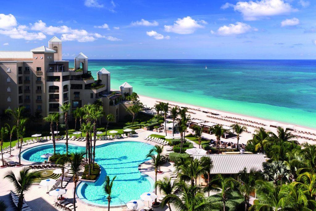 Cayman Island Ritz Carlton