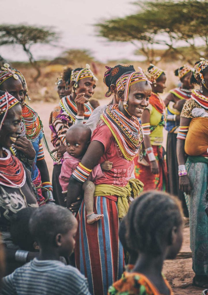 Kenya traditional tribe