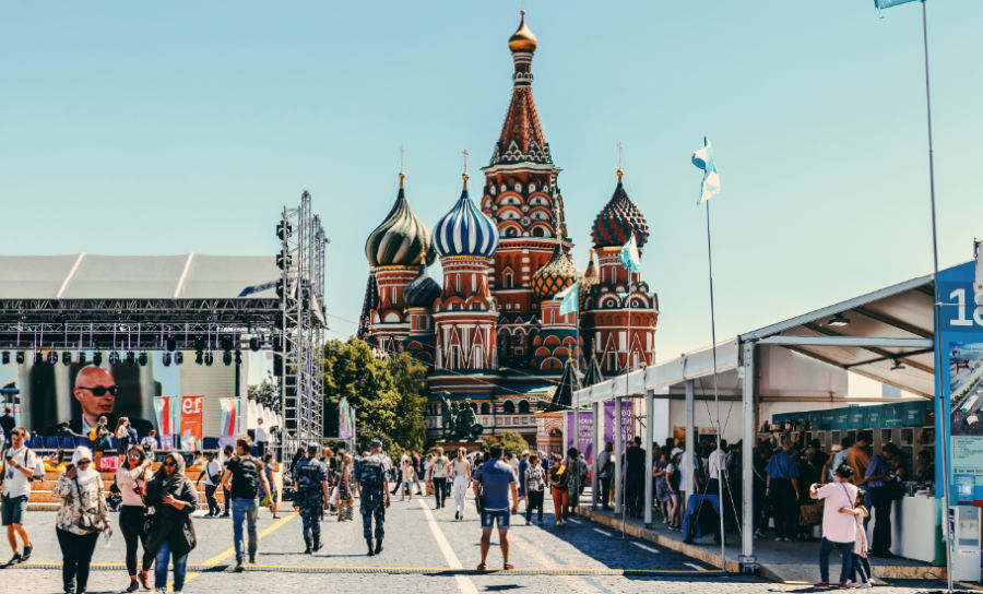 Russia Officially Reopening For Tourism July 15th