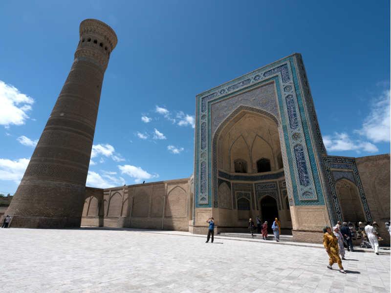Uzbekistan reopening for tourism