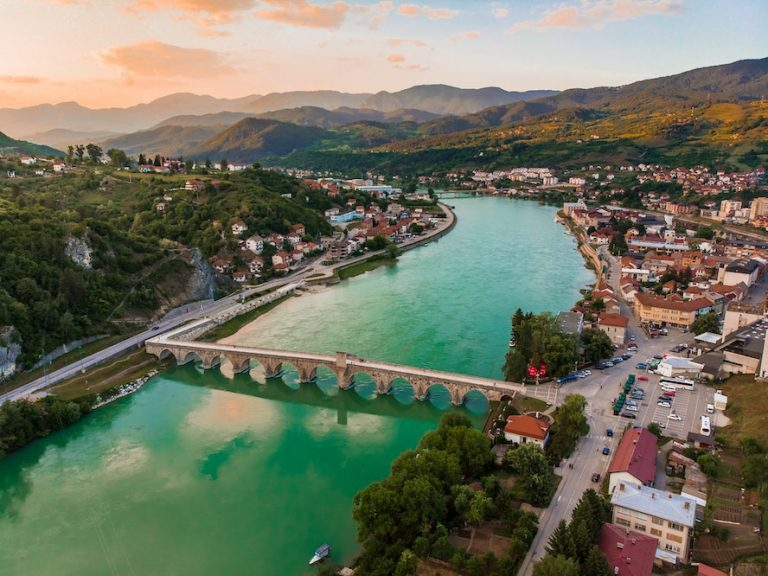 Bosnia and Herzegovina opening