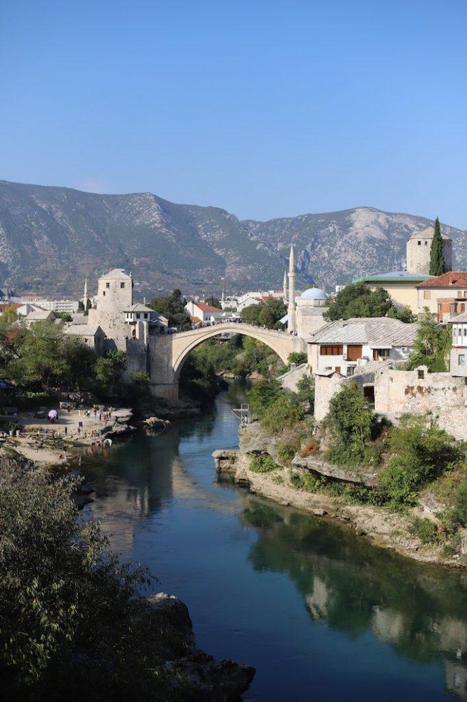 Bosnia and Herzegovina tourism restarting