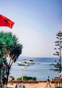 albania opens border for tourists