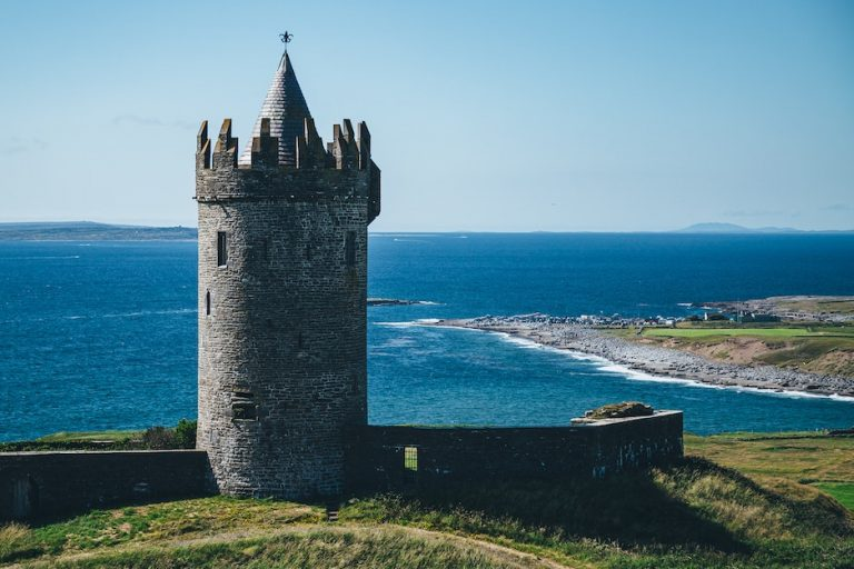 ireland reopening for tourism