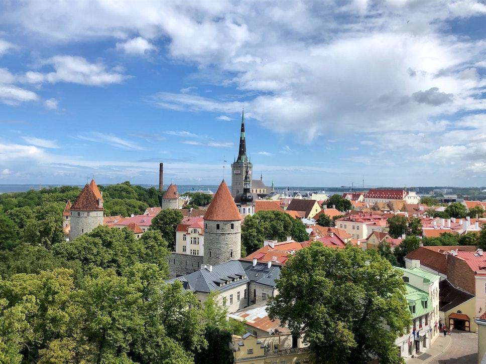 Estonia is Open For Tourism