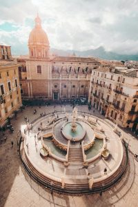 Palermo italy reopen for tourism
