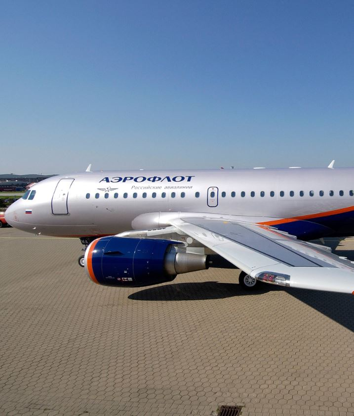 russia passenger plane