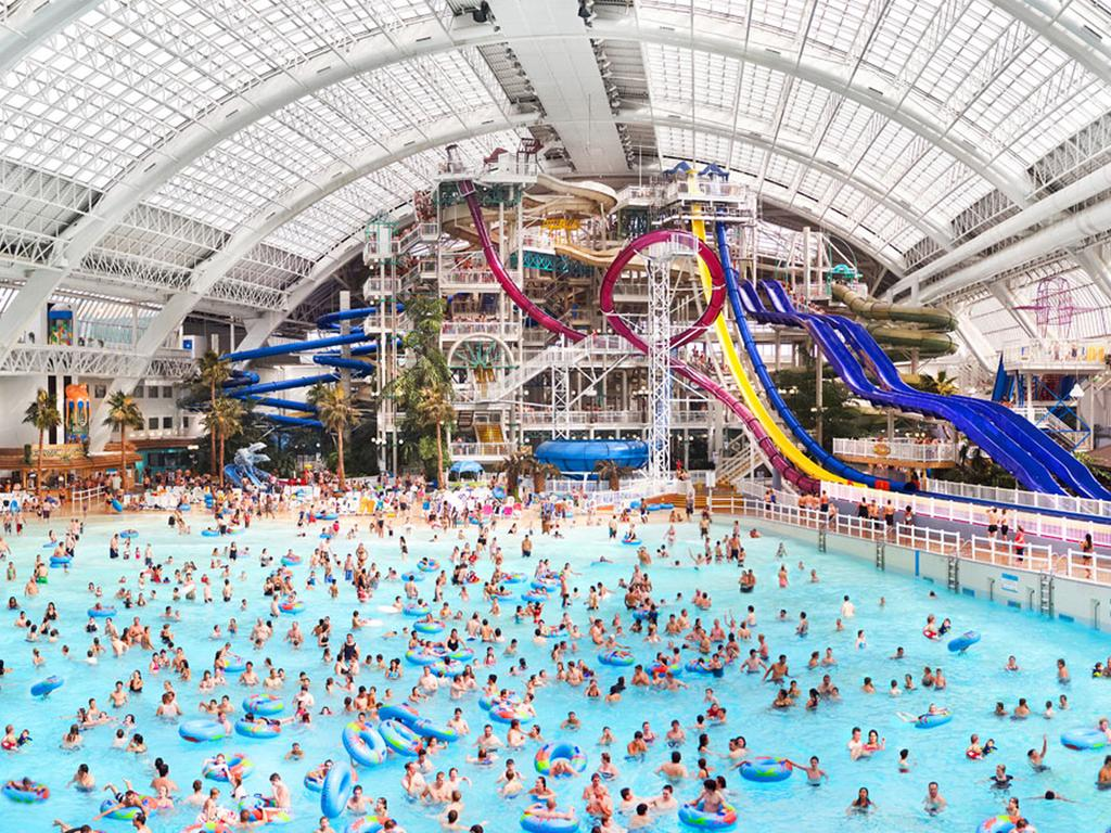 west edmonton mall water park